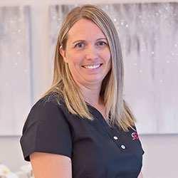 Julie Rioux, Assistante en réadaptation, soins mobile