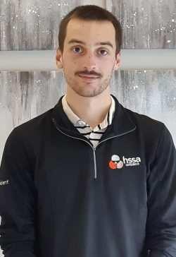 Alexandre Morel-Banville, Assistant en réadaptation