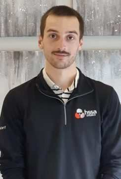 Alexandre Morel-Banville, Rehab Assistant